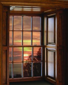 Hung-window-wood-trim