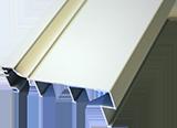 FMA-ACIER-Moulure-finition-exterieure-aluminium-3-1-2-porte-acier