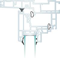 FMA - PVC - Triple coupe-froid