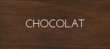 Couleur teinture chocolat portes et fenêtres bois