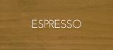 Couleur teinture espresso portes et fenêtres bois