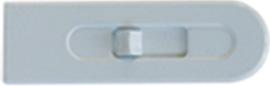 Quincaillerie blanc (standard) fenêtre guillotine bois