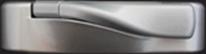 Quincaillerie aluminium (option) fenêtre battant et auvent bois